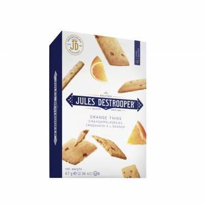 4658 - Jules de Strooper sinaasappelkoekjes 67 gram