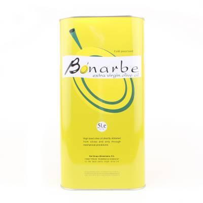 21200 - KEL Grupo Alimentario bonarbe olijfolie arbequina 5000 ml