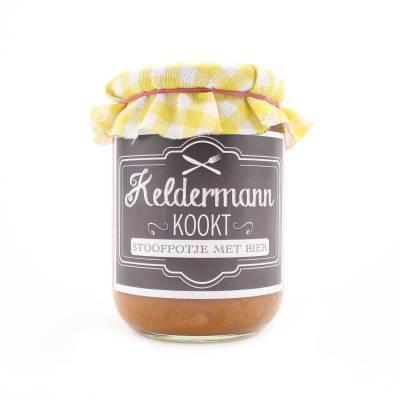 4813 - Kelderman Kookt stoofpot met bier 500 gram