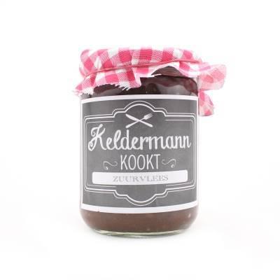 4814 - Kelderman Kookt zuurvlees 500 gram