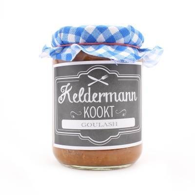 4815 - Kelderman Kookt goulash 500 gram
