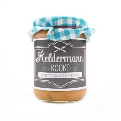 4816 - Kelderman Kookt hertenstoof 500 gram