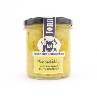 10802 - Kesbeke j&o piccalilly 350 ml