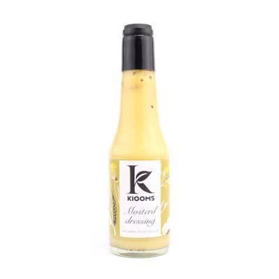 2703 - Kiooms natuurlijke mosterd dressing 250 ml