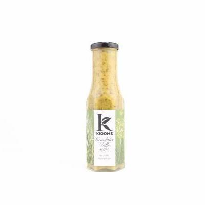 2706 - Kiooms gravlaks-dillesaus 250 ml