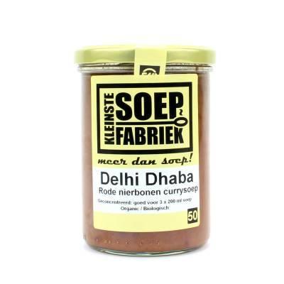 3940 - Kleinste Soepfabriek delhi dhaba 400 ml