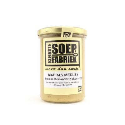 3943 - Kleinste Soepfabriek madras medley 400 ml