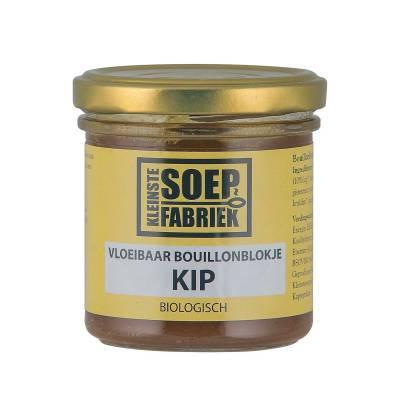 3957 - Kleinste Soepfabriek vloeibaar bouillonblokje kip 150 ml