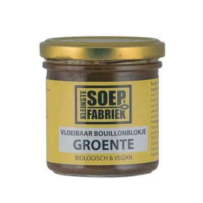3958 - Kleinste Soepfabriek vloeibaar bouillonblokje groente 150 ml