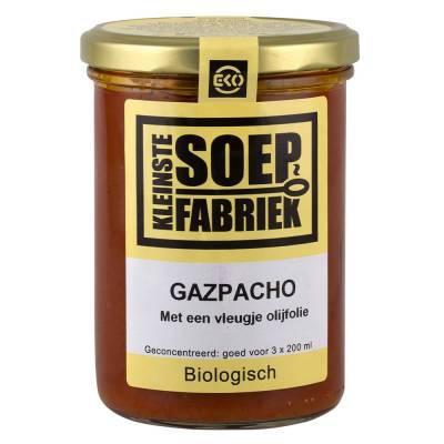 3959 - Kleinste Soepfabriek rode gazpacho 400 ml