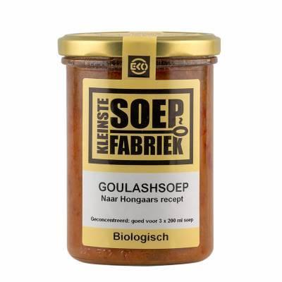 3955 - Kleinste Soepfabriek goulashsoep 400 ml