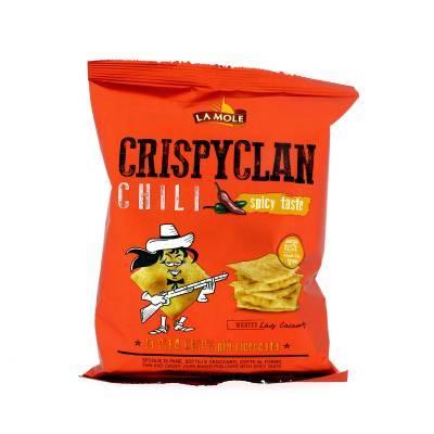 2619 - La Mole crispy clan chili 90 gram