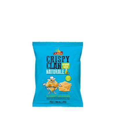 2620 - La Mole crispy clan naturel 40 gram