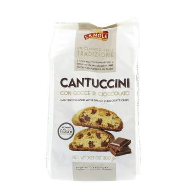 2622 - La Mole cantuccini chocolade 200 gram