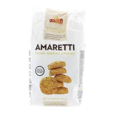 2633 - La Mole amaretti 200 gram