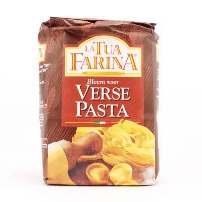 8371 - La Tua Farina bloem voor verse pasta 500 gram