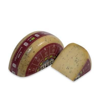 14322 - Mariënwaerdt verse basilicum knoflook kaas 4500 gram