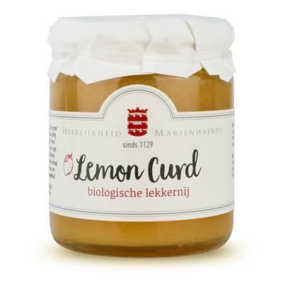 14035 - Mariënwaerdt lemon curd 270 gram