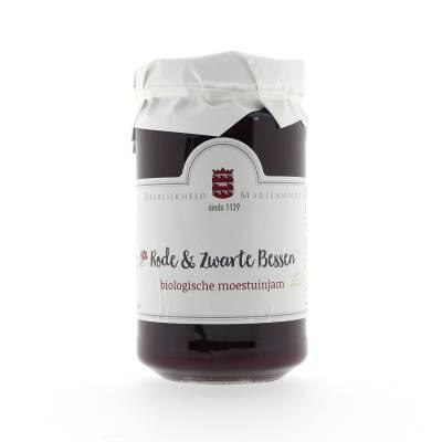 14426 - Mariënwaerdt rode en zwarte bessen moestuinjam 270 gram