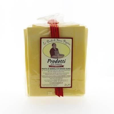 13053 - Di Nonna Pippina lasagna all'uovo 500 gram