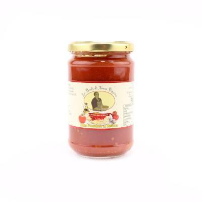 13103 - Di Nonna Pippina sugo pomodoro al basilico 300 gram