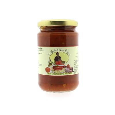 13104 - Di Nonna Pippina sugo campagnola di pomodoro 300 gram