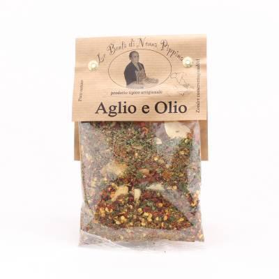 13152 - Di Nonna Pippina pastakruiden aglio e olio 50 gram