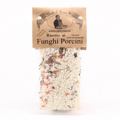 13170 - Di Nonna Pippina risotto funghi porcini 200 gram