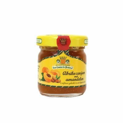 4612 - Les Comtes de Provence abrikoos amandel mini 40 gram