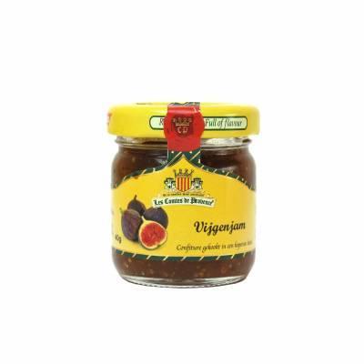 4615 - Les Comtes de Provence rode vijgen mini 40 gram