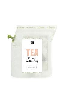 3859 - Liv 'n Taste teabrewer spicy turmeric tea 15 stuk