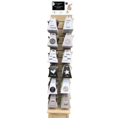3863 - Liv 'n Taste display 12 haken 1 stuk