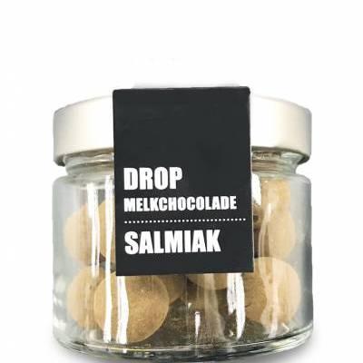 6733 - Liv 'n Taste drop in melkchocolade salmiak 175 gram