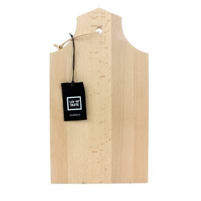 6747 - Liv 'n Taste beuken plank klein huis A 1 stuk
