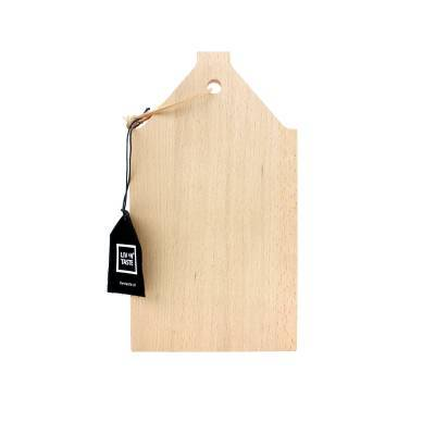 6749 - Liv 'n Taste beuken Huis C Tuitgevel 27x15cm