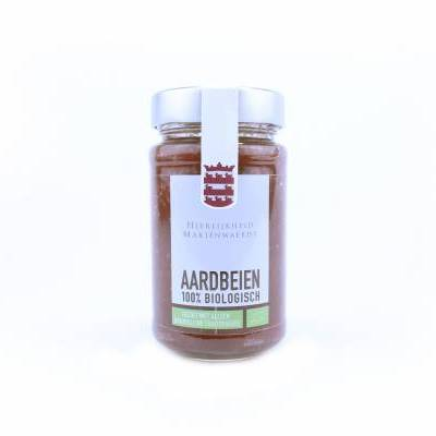 14113 - Mariënwaerdt 100% fruit aardbeien 250 gram