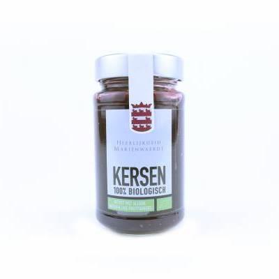 14115 - Mariënwaerdt 100% fruit kersen 250 gram