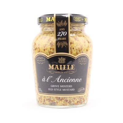 701602 - Maille grove dijonmosterd en witte wijn 210 gram