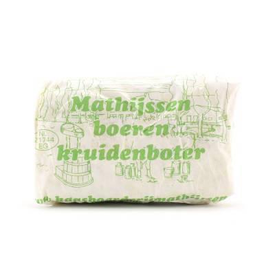 3349 - Mathijssen boeren kruidenboter 250 gram
