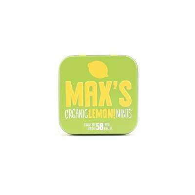 91103 - Max's Mints lemon mints 35 gram