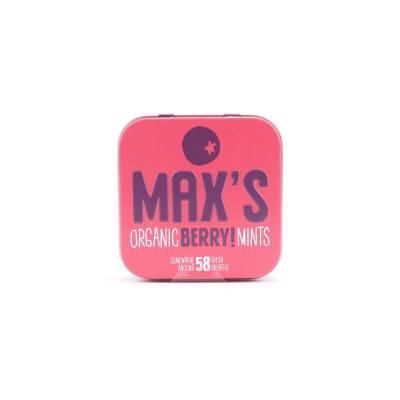 91104 - Max's Mints berry mints 35 gram