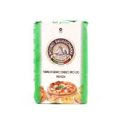 19000 - Molino Dallagiovanna tipo 00 pizzameel 1000 gram
