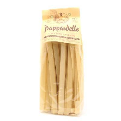 131208 - Morelli pappardella wheat 500 gram