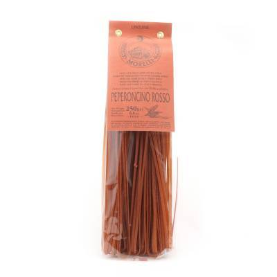 131213 - Morelli linguine red chilli 250 gram