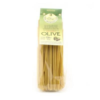 131216 - Morelli linguine pasta olives 250 gram