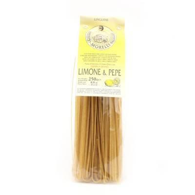 131217 - Morelli linguine lemonpepper 250 gram