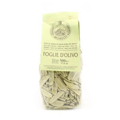 131219 - Morelli foglie spinaci/ulivo 500 gram