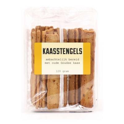 6503 - Mulder kaasstengels goudse oude kaas 120 gram