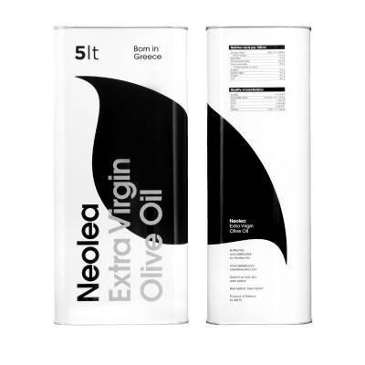8982 - Neolea Neoleo Extra Virgin Olive Oil 5 liter