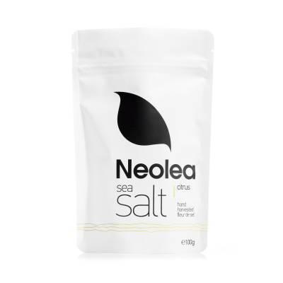 8996 - Neolea sea salt refill bag citrus 100 gram